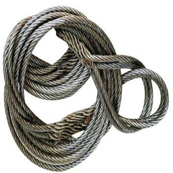 L 100cm diameter 6mm 8mm 10mm 12mm 14mm stainless steel wire steel wire rope steel rope stainless wire free shipping цена 2017