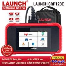 STARTEN X431 CRP123E auto diagnose werkzeuge obd obd2 code reader scanner ENG ABS SRS BEI auto scan werkzeuge freies update pk CRP123