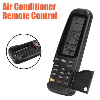 цена на 1PC New Arrival Air Remote Control Black Air Conditioner Remote Controller For Airwell Electra RC-3 RC-4 RC-7 WMZ 12ST
