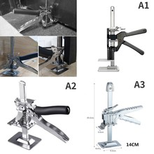 Labor-saving Arm Professional-Grade Constructed Stainless Steel Tile Height Precision Locator Wall Leveling Lifting Tool