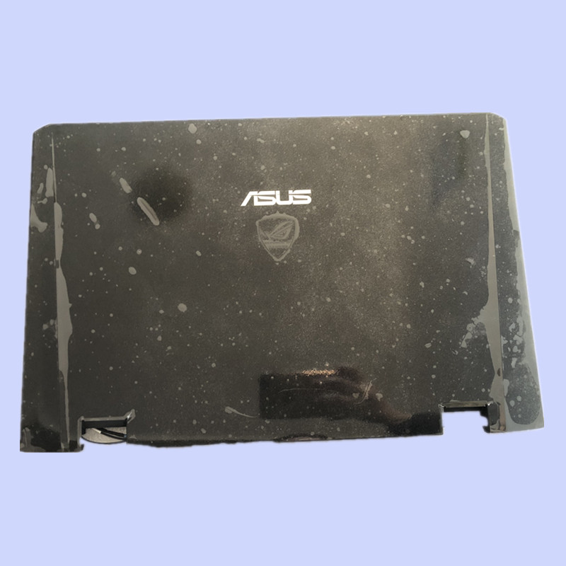 И ноутбук lcd задняя крышка верхняя крышка для ASUS G75 G75V G75VX G75VW G75VW-BBK5