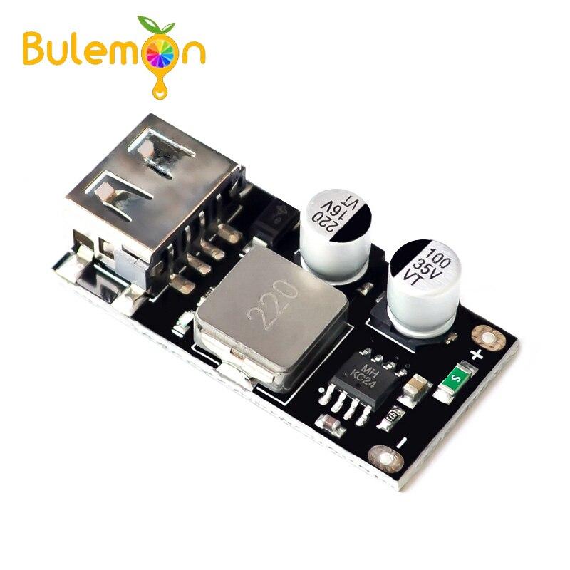 USB DC-DC QC3.0 QC2.0 Buck Converter Charging Step Down Module 6-32V 9V 12V 24V To Fast Quick Charger Circuit Board 3V 5V 12V