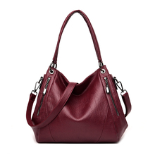 цена Multi-function Designer Handbags High Quality Leather Shoulder Crossbody Bags For Women Bag Female Messenger Bag Ladies Hand Bag онлайн в 2017 году