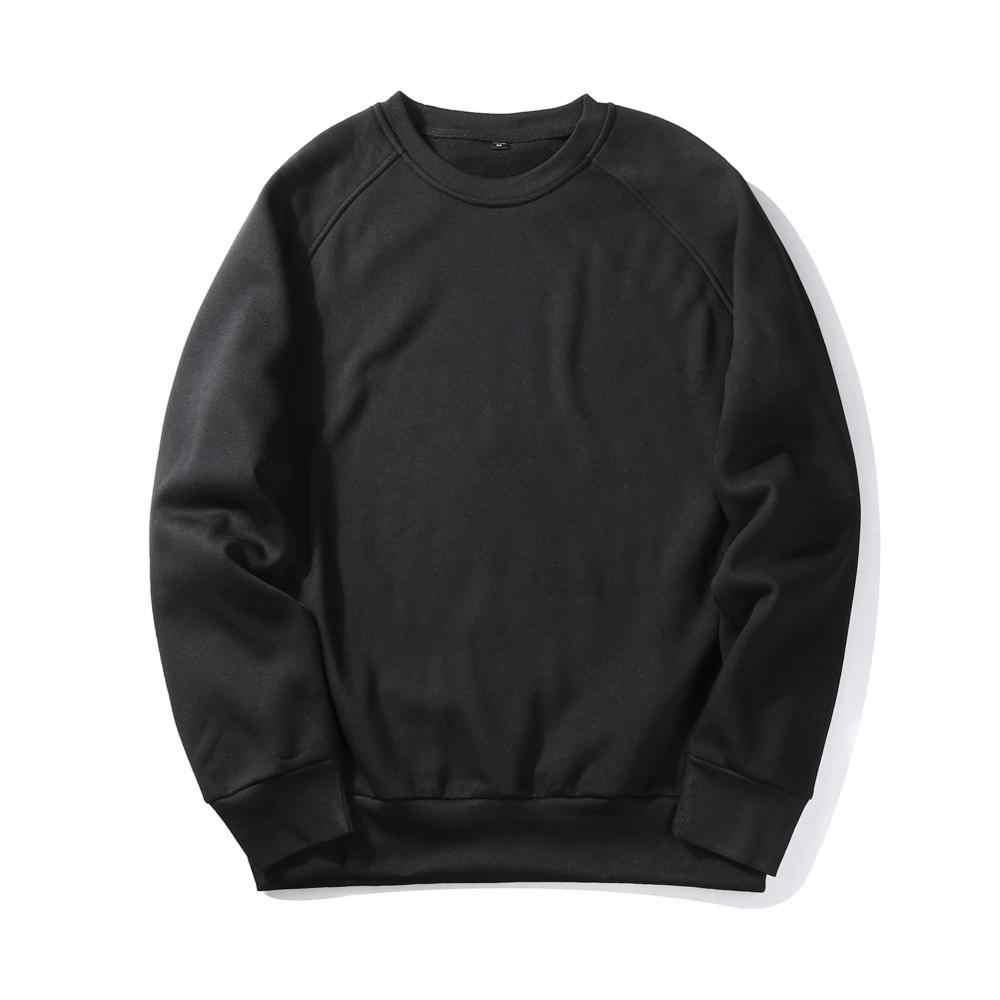 MRMT 2020 브랜드 가을 남성 스웨터 솔리드 컬러 탑 양털 스웨터 스웨터 남성 운동복에 대 한