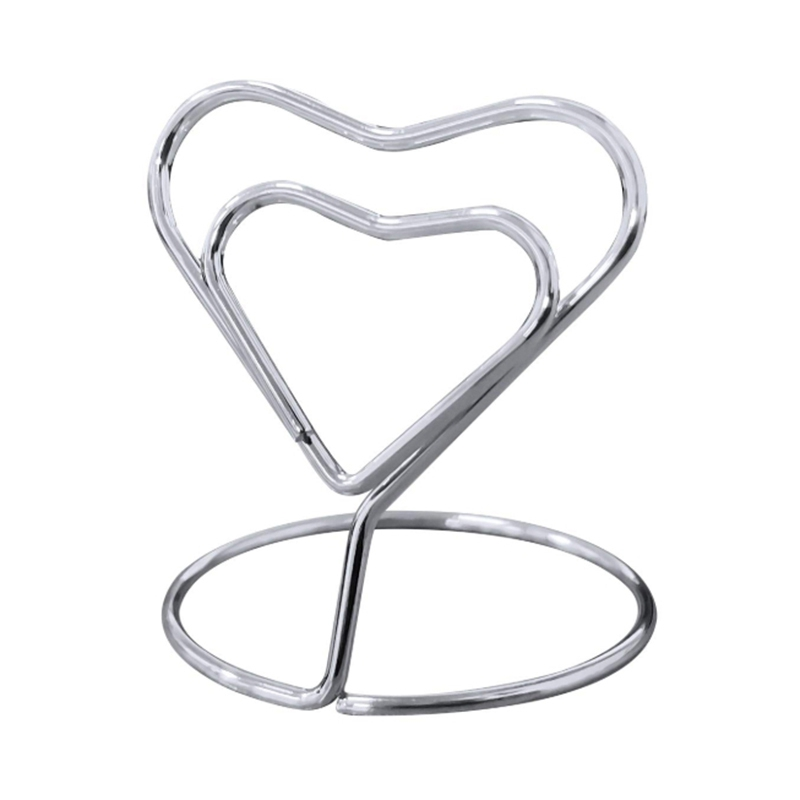 Wire Place Card Holder Metal Card Holder Stand Wedding Name Place Holder Food Signs Silver Place Card Holders 26pcs Place Cards Place Card Holders Aliexpress