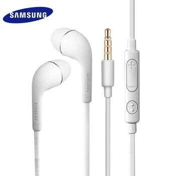 Samsung HS330 auriculares con cables auriculares con micrófono jack de 3,5mm, con controlador, soporte para Android Xiaomi Huawei