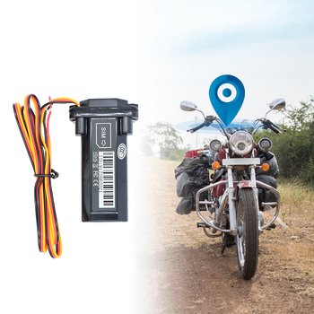 No Need Charge Easy Installation Remote Cut-off Engine GT02 2G 3G 4G AODIHENG Branded GPS Tracker for Motorcycle or Car image