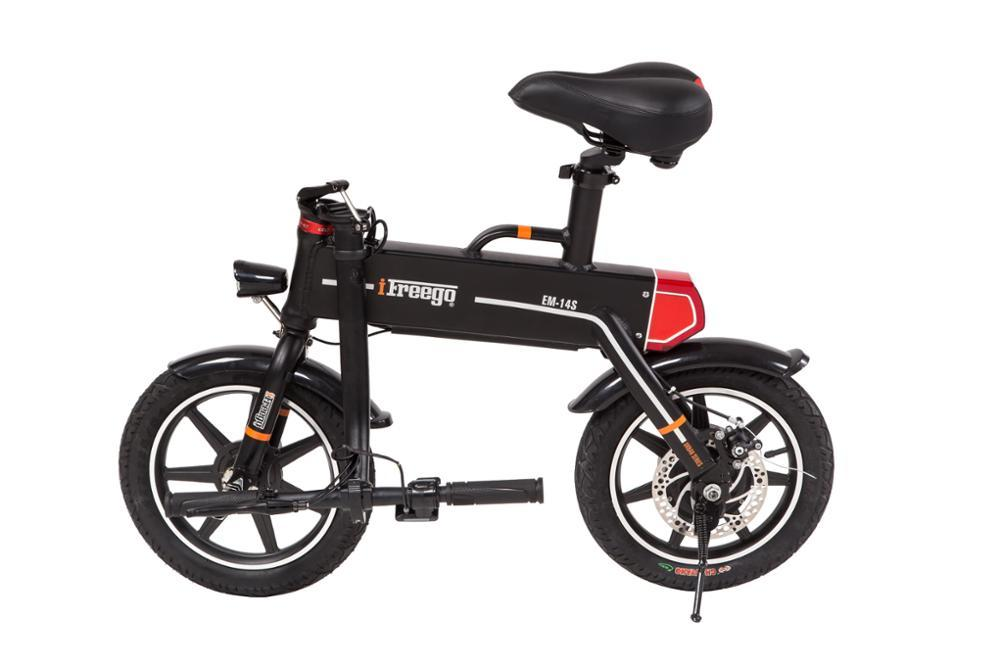 EM-14S  new folding electric bike EN 15194 CE certificate 6