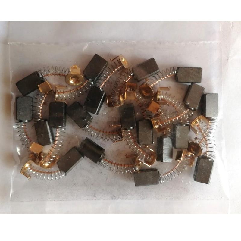 10 par szczotek węglowych 5x8x12mm do silników elektrycznych - Akcesoria do elektronarzędzi - Zdjęcie 4