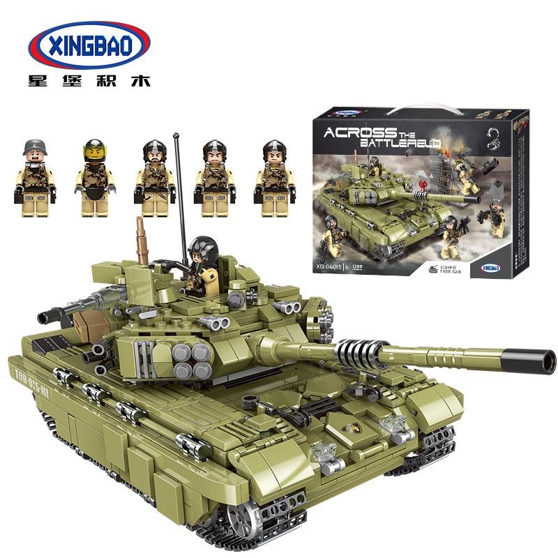 1386Pcs Military Serie Kompatibel Legorret Technik Scorpio Tiger Tank Bausteine Modell Bricks Spielzeug Für kinder-in Sperren aus Spielzeug und Hobbys bei AliExpress - 11.11_Doppel-11Tag der Singles 1