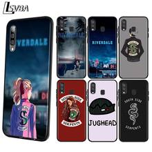 Riverdale South Side Serpents Anti-fall Phone Case for Samsung Galaxy