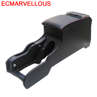 Upgraded Automobile Modified Decorative Accessory Modification Parts Arm Rest Car Styling Armrest 18 19 FOR Skoda Rapid