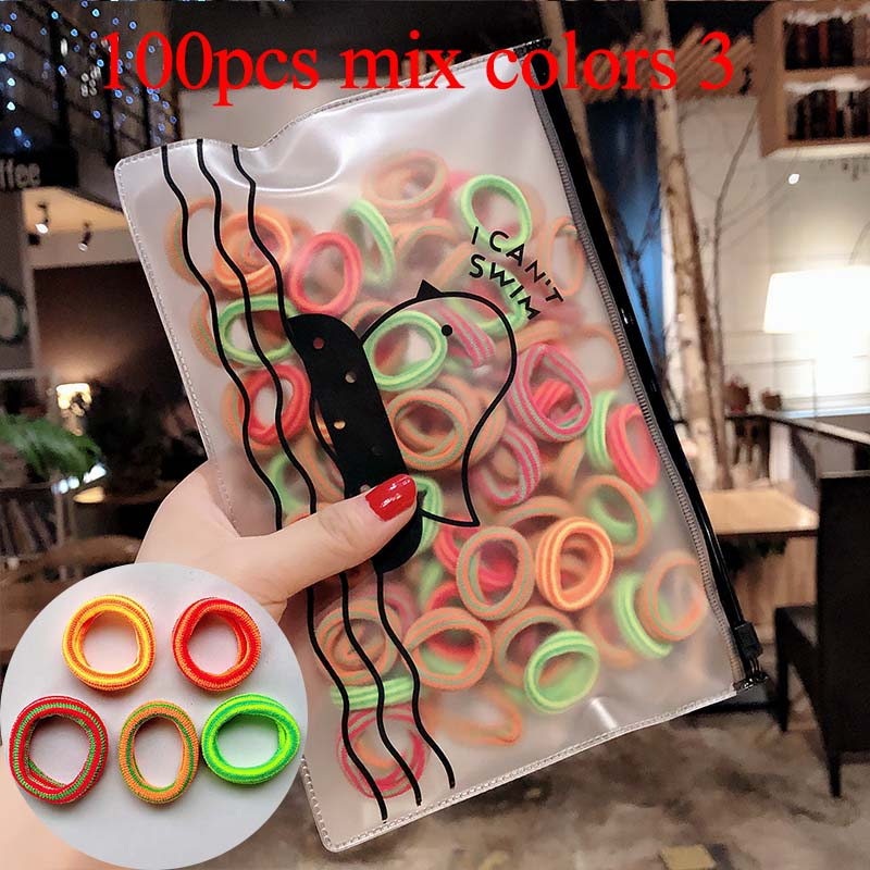 100pcs mix colors 3