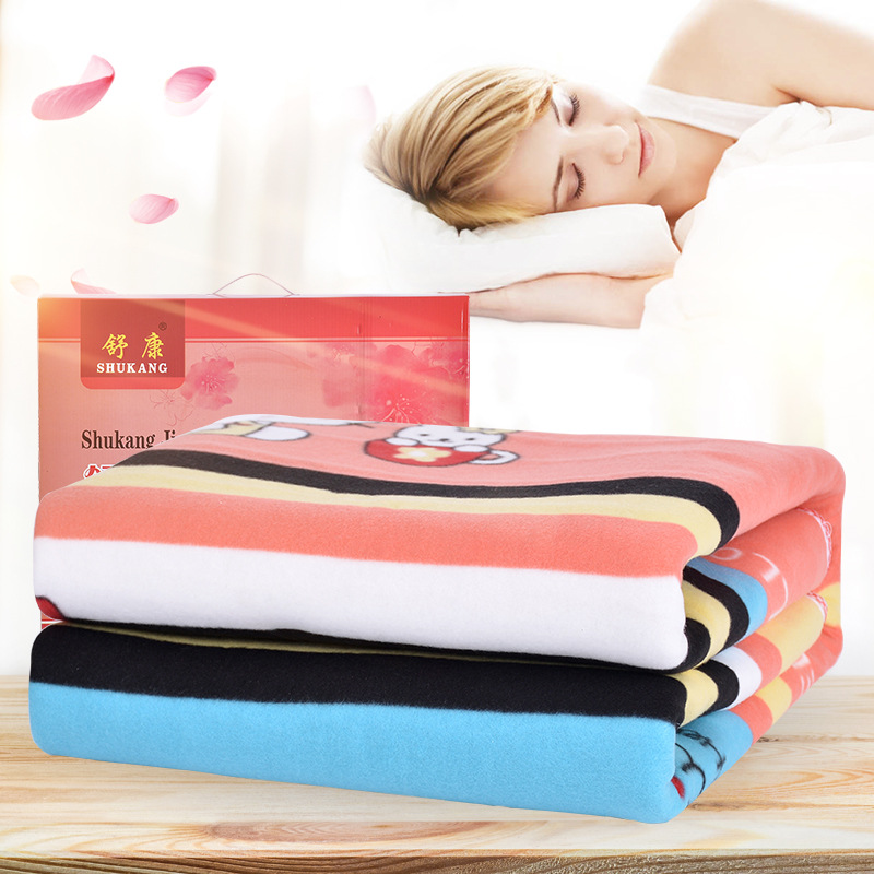 Electric Blanket Security Comfortable Household Electric Mattress Heating Pad Hot