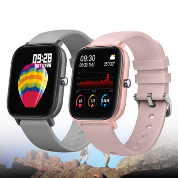 2021 inteligentny zegarek mężczyźni 240*240 w pełni dotykowy Smartwatch opaska monitorująca aktywność fizyczną pomiar ciśnienia krwi opaska monitorująca aktywność fizyczną inteligentny zegar kobiety Smartwatch tanie i dobre opinie OLOEY Funkcja obliczania kalorii CN (pochodzenie) Fitness Smart Watch BVC89 Passometer Fitness Tracker Heart Rate Tracker