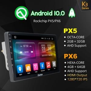 Image 3 - Ownice K3 K5 K6 Android 10.0 Octa Core Fit Voor Toyota Fj Cruiser J15 2006 2020 Auto Speler Navi gps Radio 360 Panorama 4G Spdif