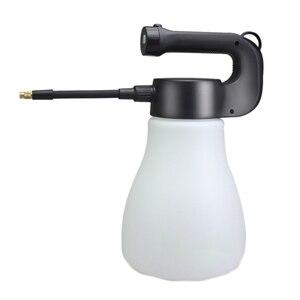 Bote de pulverizador eléctrico de mano de gran capacidad de 3000ML boquilla de niebla portátil rociador botella rociador de agua herramientas de jardinería