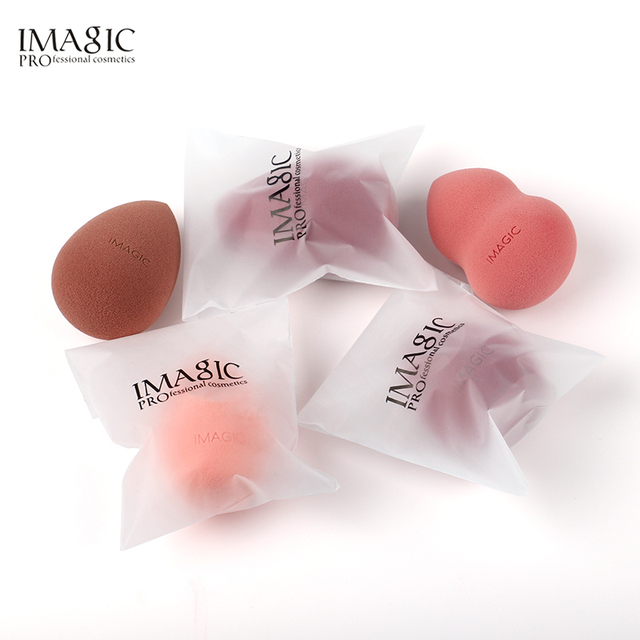 IMAGIC Makeup Foundation Sponge Makeup Cosmetic puff Powder Smooth Beauty Cosmetic make up sponge Puff 6