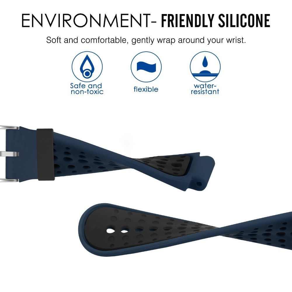 13 colori per Garmin Forerunner 235 cinturino cinturino in Silicone cinturino per Garmin Forerunner 220/230/620/630/735XT accessori GPS