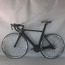 2019 Aero design complete bike FM268 Carbon Fiber 700c BSA Bottom bracket road bicycle 20 Speed