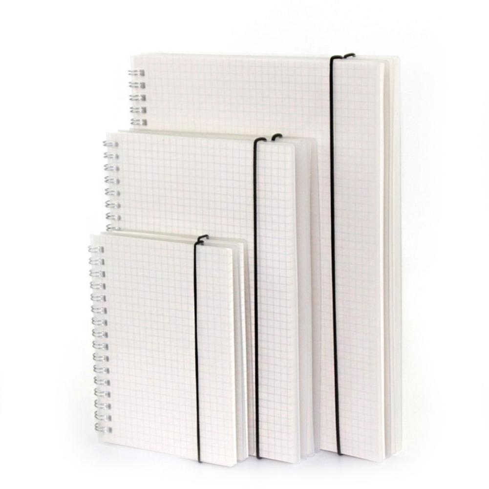 <font><b>B5</b></font> A5 A6 Spiral Book Coil <font><b>Notebook</b></font> To-Do <font><b>Lined</b></font> DOT For School Stationery Journal Grid Sketchbook Diary Blank Supplies Paper X0Y4 image