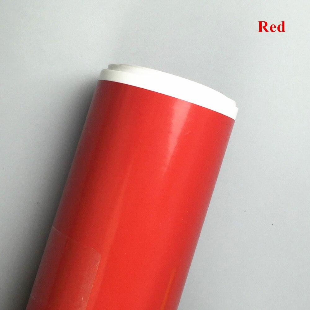 Гоночные полосы капот автомобиля хвост Стикеры Авто аксессуары наклейка для MINI Cooper S Countryman Clubman R56 R60 R61 F54 F55 F56 - Название цвета: Красный