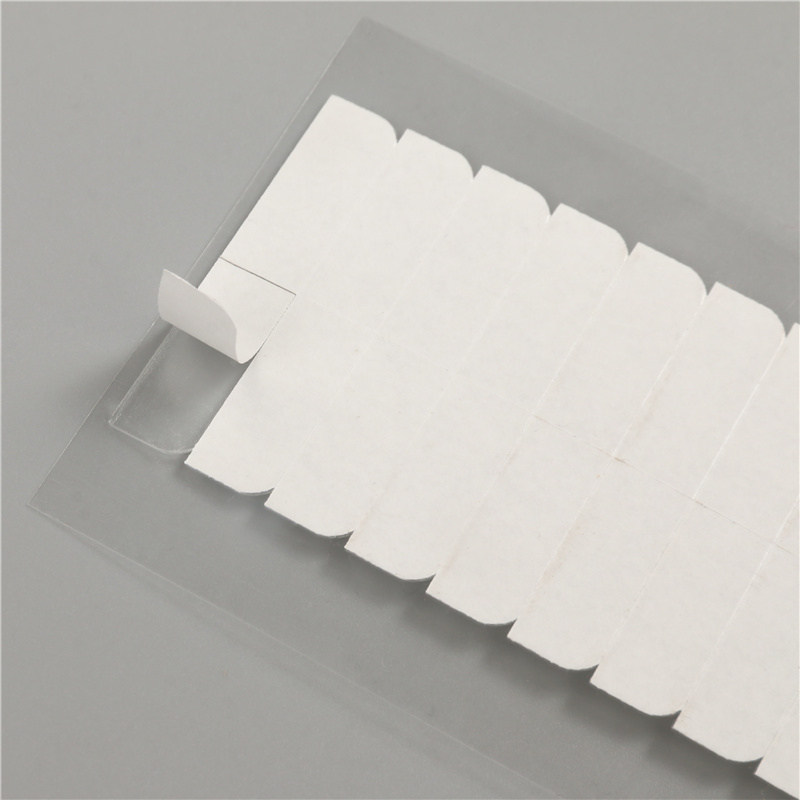 120 tabs/bag 10 sheets No shine Waterproof Tape For Lace Wig/Hair Extension/Toupee
