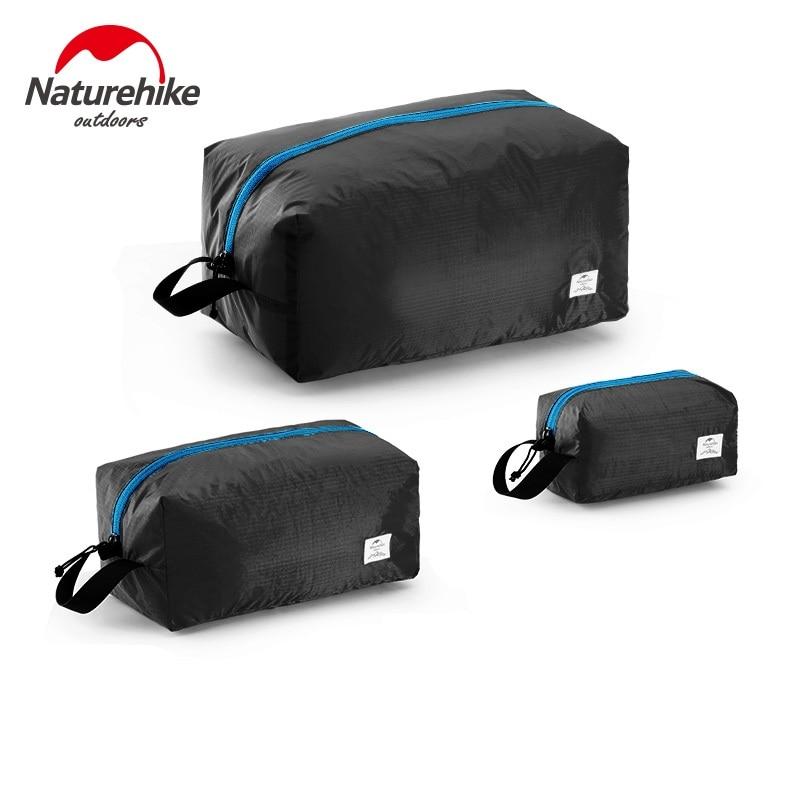 Naturehike 3 In 1 Storage Bag 3pcs S-M-L Multifunctional Travel Waterproof Clothes Packing Bag Ultralight Portable Travel Bag