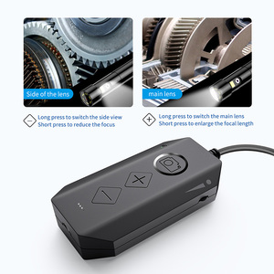 Image 4 - 1080P 듀얼 렌즈 내시경 무선 내시경 8 LED 조명 검사 카메라 Zoomable 뱀 카메라 안 드 로이드 및 iOS 태블릿