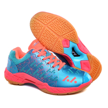 Breathable Baminton Shoes Men Women Kids Light Weight Badminton Sneakers Preofessional Tennis Shoes Training Tennis Sneakers