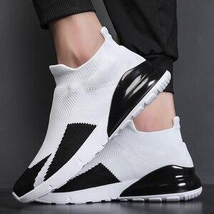 Image 1 - Bigfirse カジュアルシューズ靴快適な屋外男性スニーカーブランド非スリップ靴 zapatillas hombre