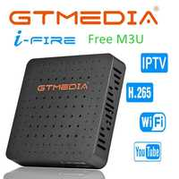 iFire For IPTV Subscription Code Sweden Arabic Germany France Belgium Spain Italy m3u with IPTV Box For Android 9.0 X96 TV Box