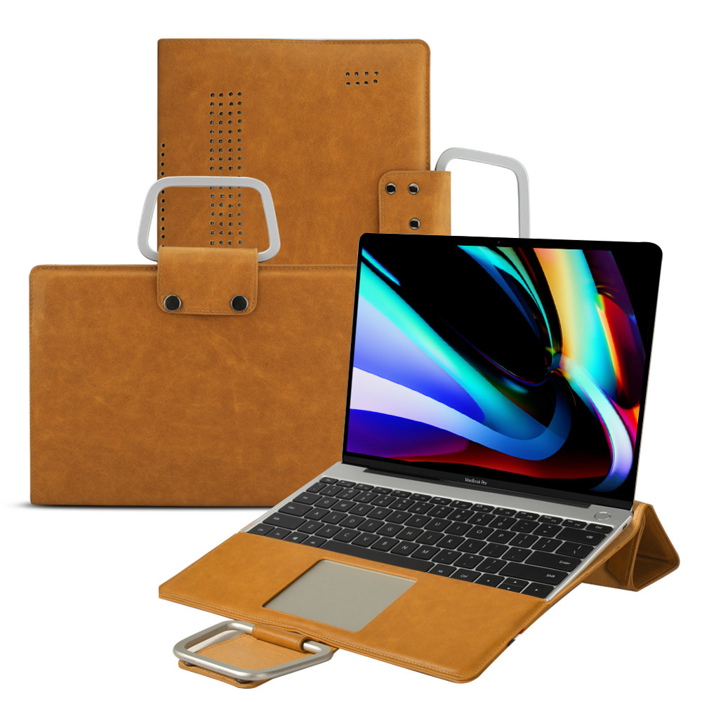 PU leather Multi-functional Case for MacBook 36