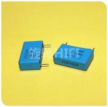 6 個 RIFA PHE426 0.47UF 400V P22.5MM MKP 474/400 v オーディオブルーフィルムコンデンサ 426 470NF 470nf/400v 474 400VDC