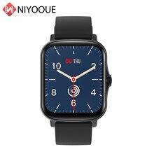 Y20 relógio inteligente monitor de freqüência cardíaca fitness rastreador homens crianças bluetooth smartwatch para android ios dropshipping