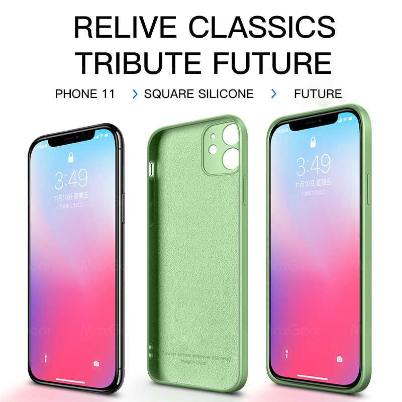 Официальный Оригинальный жидкий силиконовый чехол для телефона айфон 11 про XR X XS макс SE 2020 8 7 6 6s Plus оригинальный мягкий чехол без логотипа