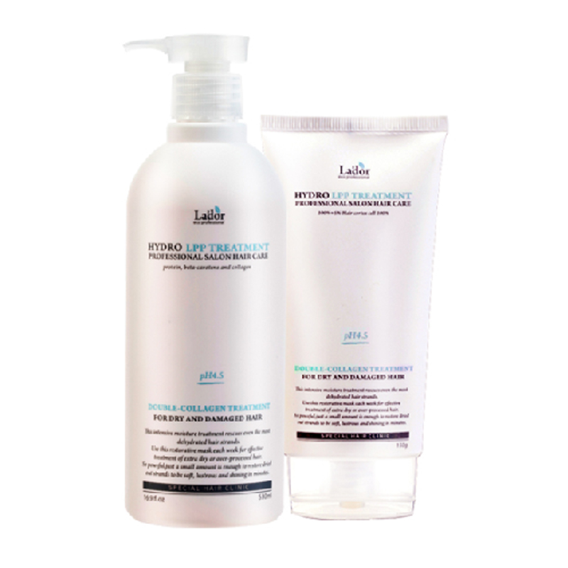 LADOR Hydro LPP Treatment 1pcs Hair Care Damaged Hair Repair Soft Conditioner Hair Treatment Keratin Korea Cosmetics
