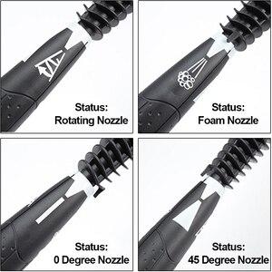 Image 5 - Мойка высокого давления, регулируемая насадка для распылителя Karcher K серии четыре в одном, мойка автомобиля, многофункциональные чистящие инструменты