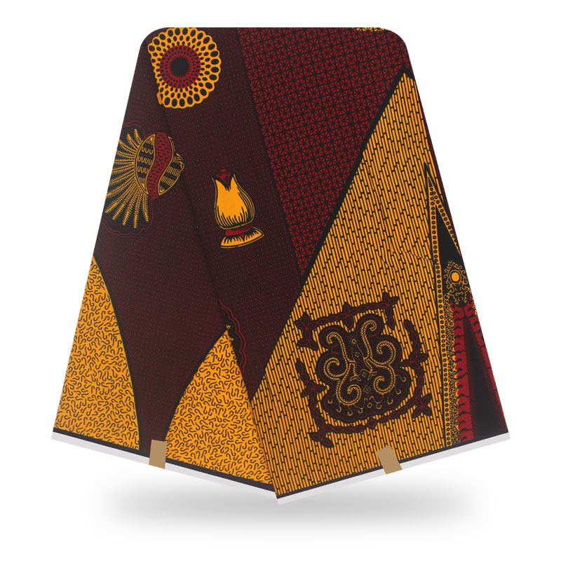 Veritable Dutch Real Wax Dutch Nigeria Ankara African Wax Prints Fabric Wax Dutch Wax Fabric Dutch Wax 100% Cotton Wax Fabric