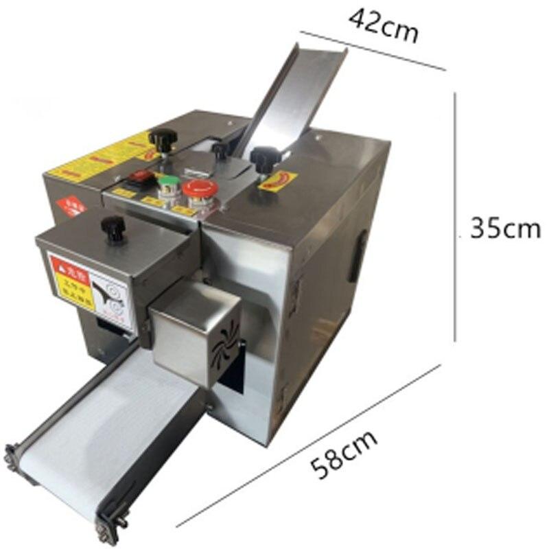 Machine de fabrication de produits en grains, boulettes faites à la main, à petite échelle, entièrement automatique