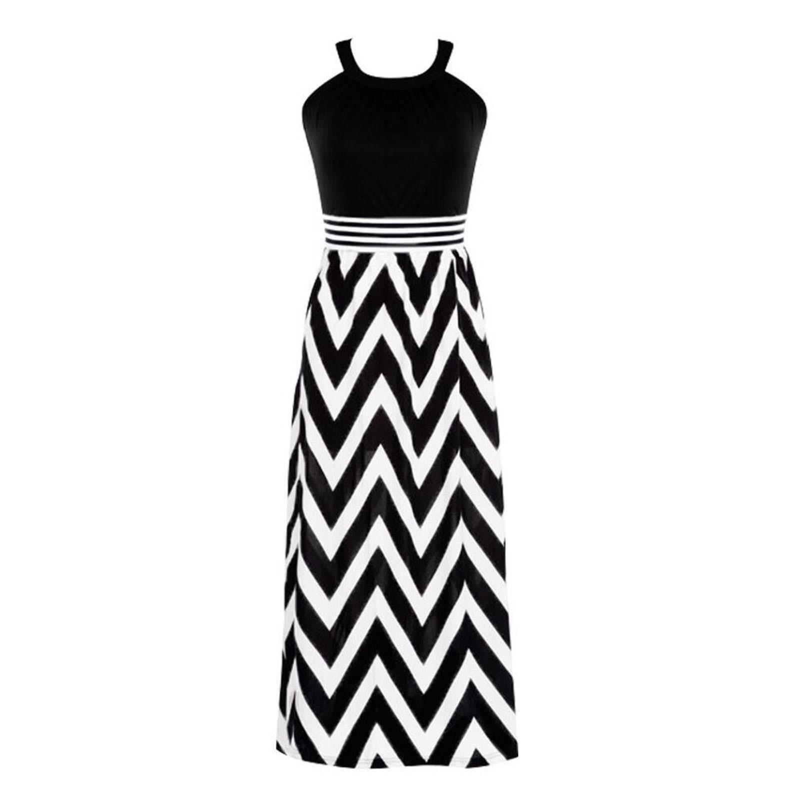 Women New Summer Long Maxi Dress 3