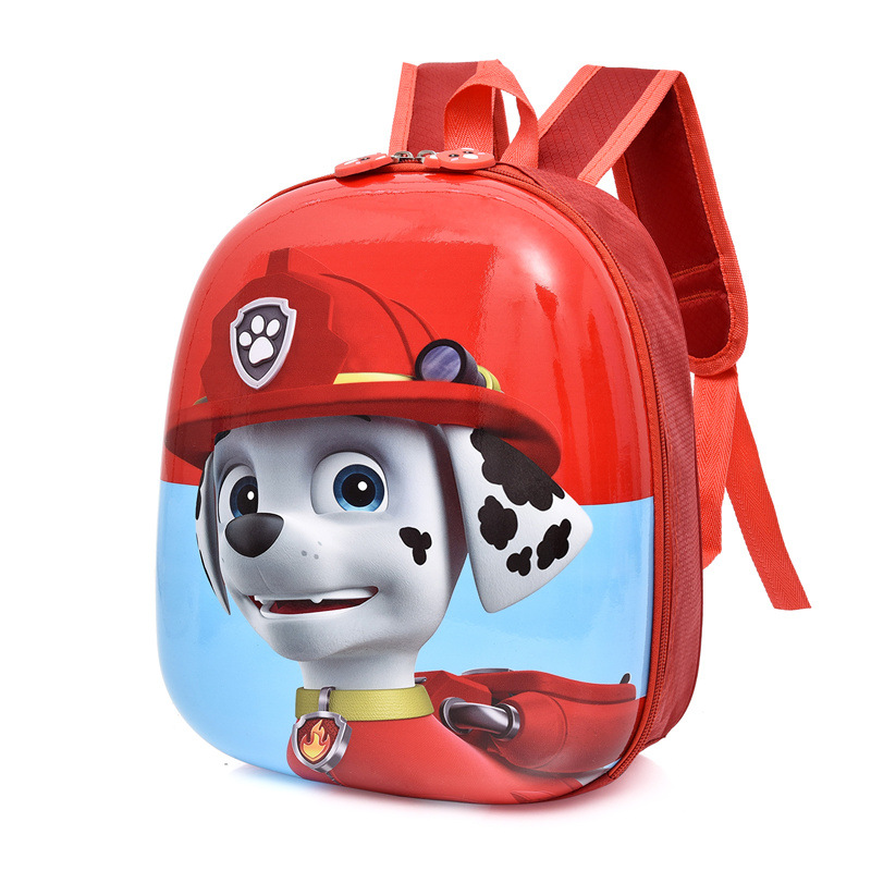 Limited Time Preferential Price 2019 New Style Fashion Cartoon Paw Patrol Schoolbag For Elementary School Students Preschool Chi