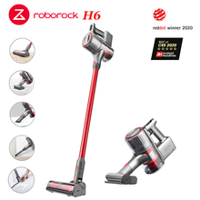Roborock H6 Adapt  Wireless Handheld Vacuum Cleaner 2500pa Strong Suction OLED Display Portable Cordless All in one Dust Collect