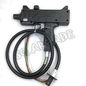 Image 2 - 2 szt. Dom zmarłych 4 pistolet symulator strzelania automat do gry plastikowy pistolet części na monety obsługiwany sprzęt rozrywkowy