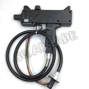 Image 2 - 2Pcs The House Of Dead 4 Gun Shooting Simulator Arcade Game Machine Plastic Gun Parts for Coin Operated Amusement Equipment