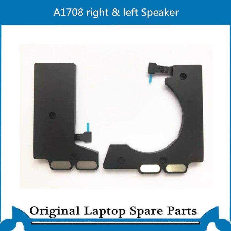 Оригинальный правый и левый динамик для Macbook Pro Retina 13 'A1708 динамик 2016-2017
