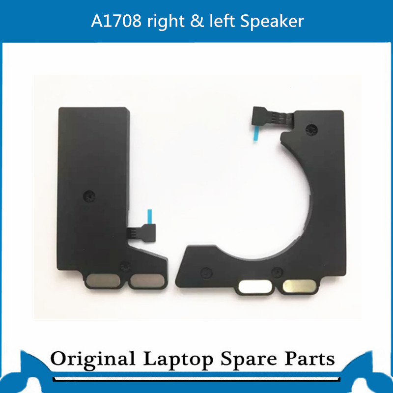 Original new Right and Left Speaker for Macbook Pro Retina 13' A1708 Speaker 2016-2017 image