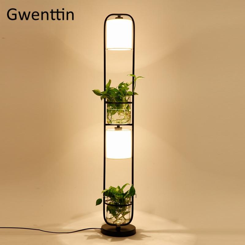 Floor Lamp Led Gl Diy Standing