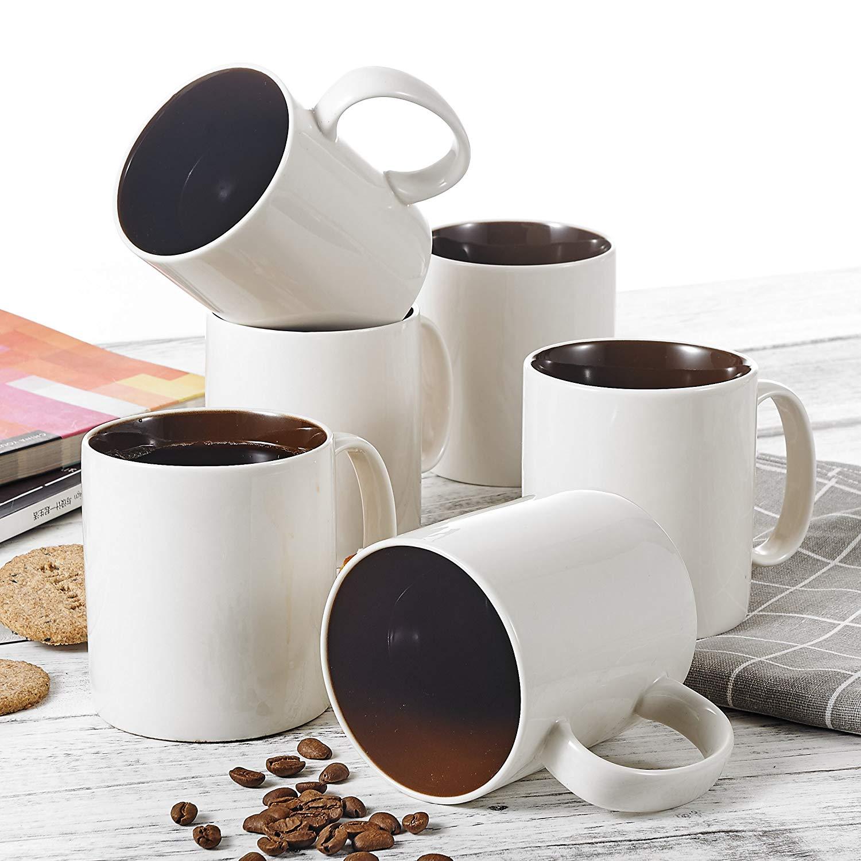 Coffee Mug Set 15 Ounce Tea