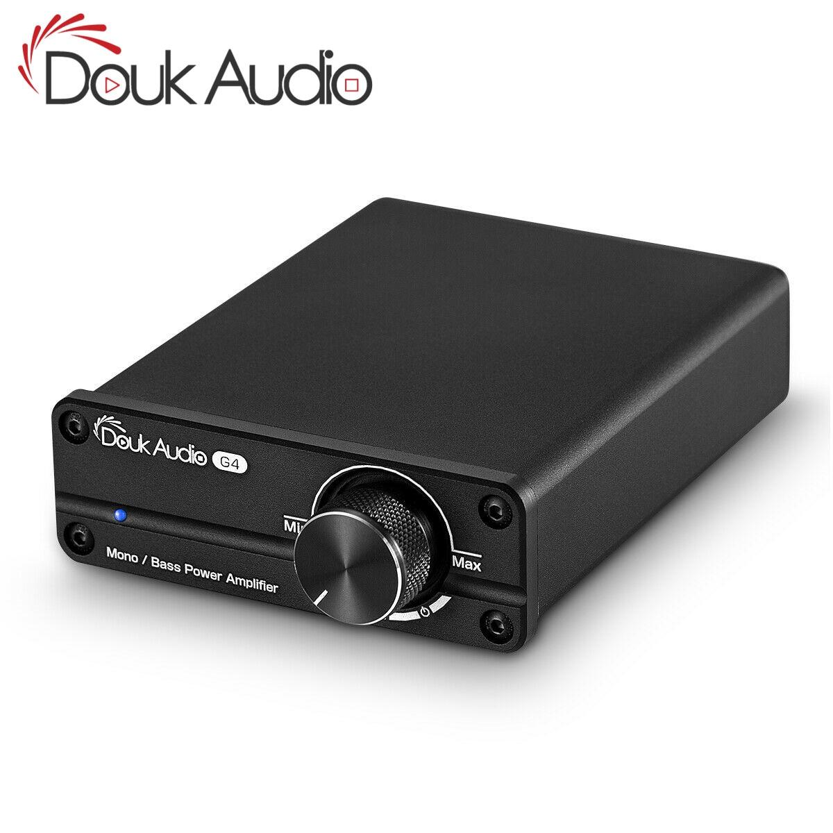 Nobsound Hi-Fi сабвуфер/полночастотный моно-канал TPA3116 цифровой усилитель мощности, мини Интегрированный усилитель класса D для аудиофила